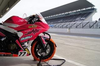 6月4日(土)5日(日)FIMアジアロードレース選手権第3戦AP250クラス参戦記