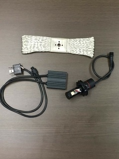 新作H4 LEDヘッドライトのご紹介