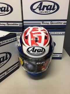 【後編】MotoGP日本グランプリ直前!!Arai第2弾!!!