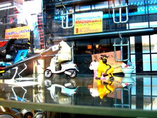 横浜店のプチ特集コーナーがウォームアップを始めたようです。