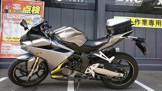 新しいバイクだってウェルカム!!d(゚ε゚*) 新型CBR250RR(MC51)の作業