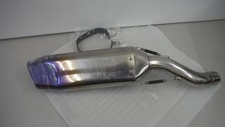 新型CBR250RR バックステップ&マフラー!