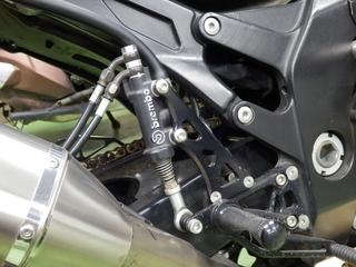 お客様のバイク、カスタムが・・・凄い !