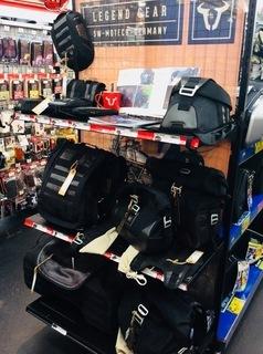 SW-MOTECH レジェンドギアシリーズ コーナー店!!