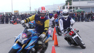 MOTO GYMKHANA 2018 開催レポート