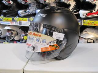 Araiヘルメットの新作!「VZ-RAM」が入荷いたしました!