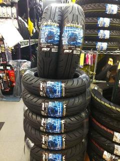MICHELINスクータータイヤのお買得セットをナップス港北店で販売開始します!