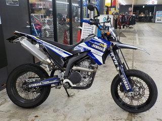 YAMAHA WR250X タイヤ交換