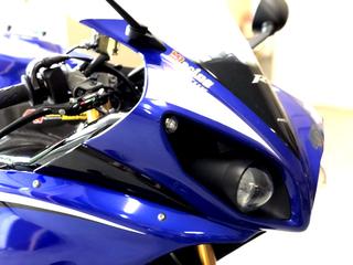 【カスタムレポート】YZF-R1のブレーキ強化