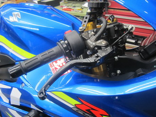 ゲイルスピード ラジアルブレーキマスター交換 GSX-R1000R