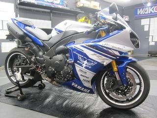 YAMAHA【YZF-R1 タイヤ交換】ブリヂストン S21