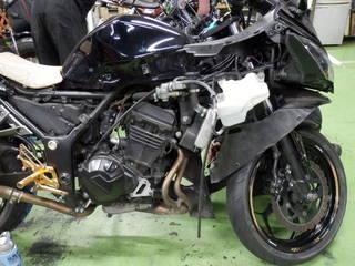 バイク整備部活動報告 【クーラントチェンジャーを使います。】LLC交換