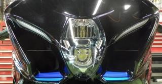 タイヤ交換【スズキ GSX-R1000R】ピレリ ディアブロ ロッソコルサ2