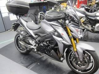 SUZUKI【GSX-S1000 タイヤ交換】ブリヂストン TS100