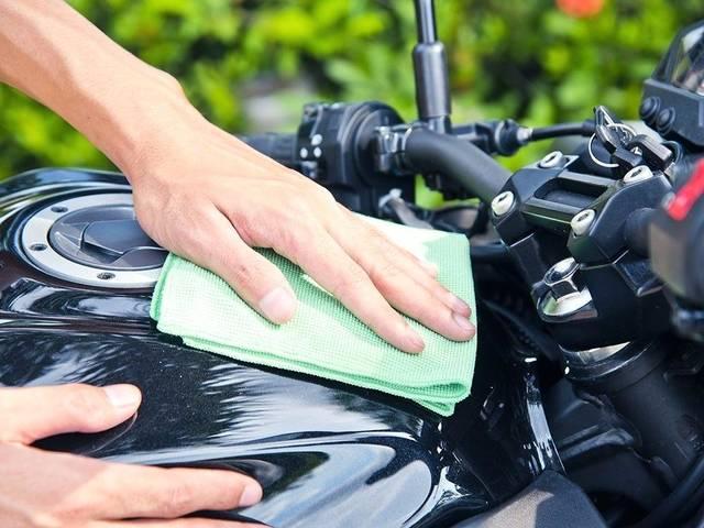 バイク洗車は水無がおすすめ?!水無でバイクを綺麗にするには?