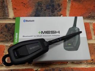 12月発売予定 SENA【+MESH】実機サンプルお試しいただけます。