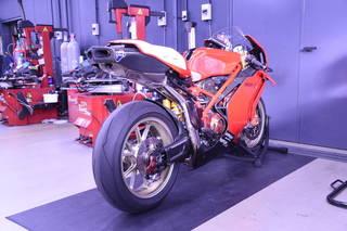 好きだからこそ あきらめない!!『DUCATI superbike749R』進化計画!!