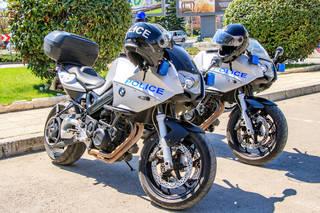 バイクでの交通違反と違反点数・反則金について