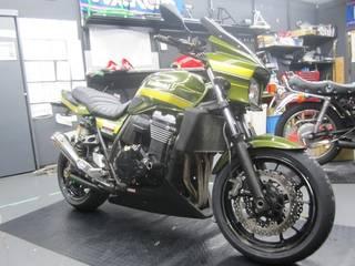 KAWASAKI【ZRX1200DAEG タイヤ交換】ブリヂストン BT-016PRO