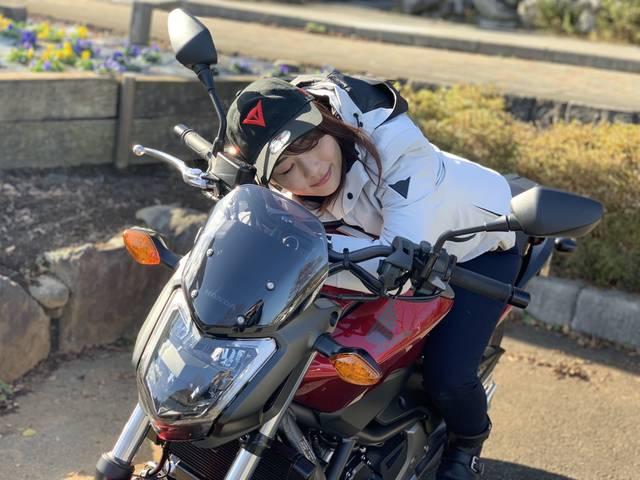 お家で出来るバイクとの関わり方