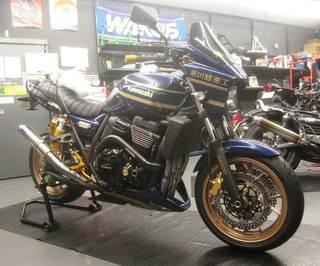 KAWASAKI【ZRX1200DAEG タイヤ交換】ブリヂストン BT-023