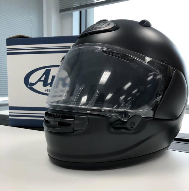 アライヘルメット「アストロ GX」ご紹介