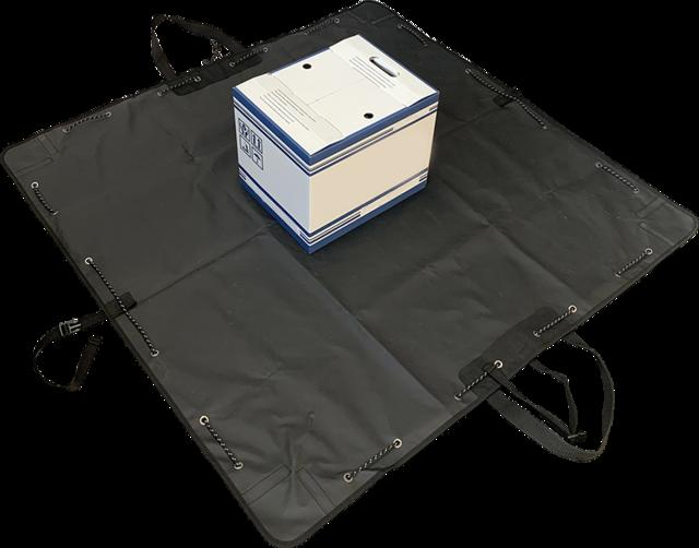 大容量の荷物もラクラク「風呂敷トートバッグ」 ご紹介