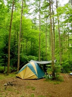 初めてのキャンプツーリング
