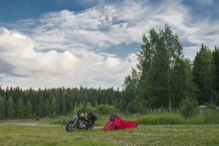 秋冬が狙い目!バイク乗り入れ可能なキャンプ場