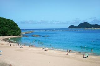 夏の暑さは海で楽しむ!おすすめの海水浴場をチェック!【九州・沖縄編】
