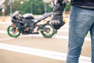 バイクを盗難から守るためには……