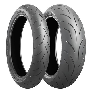 BRIDGESTONE BATTLAX TS100
